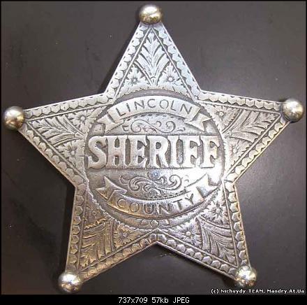 Блог им. Orgota: Правосудие игроков. Шерифы.