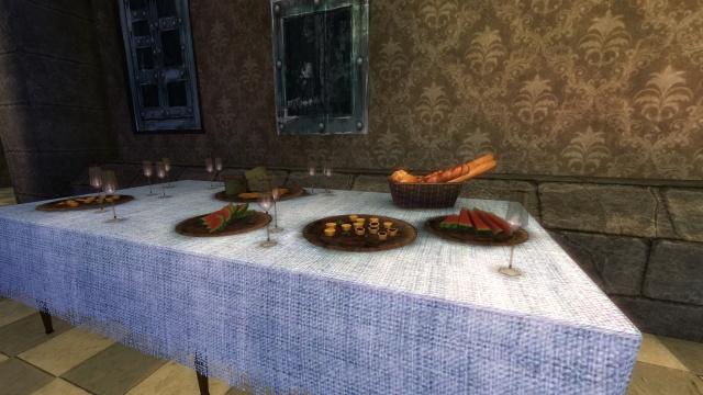 Guild Wars 2 внутри дома
