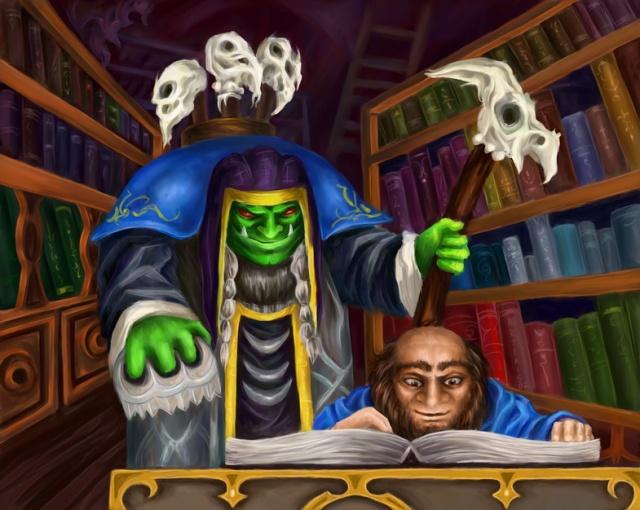 World of Warcraft: История Азерота пересказанная в ЛКИ.