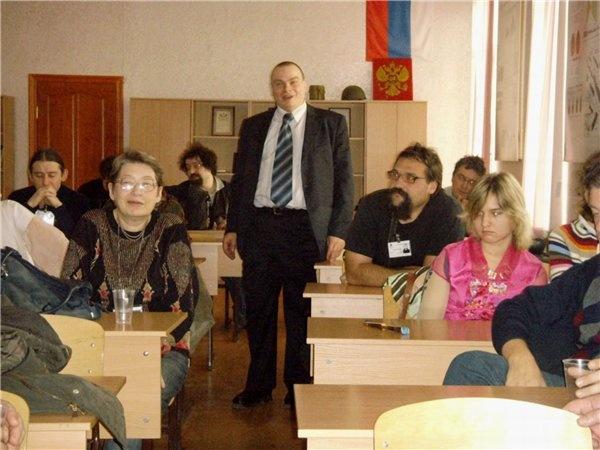 Блог им. Shkoornik: Семинар в 2010