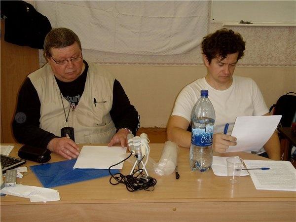 Блог им. Shkoornik: Мастер-класс Михаила Успенского и Дмитрия Скирюка:(2010)