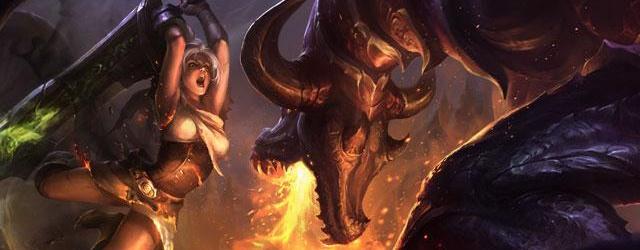 League of Legends: Обновление 3.13