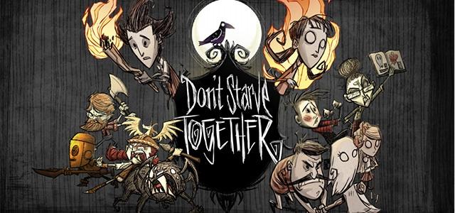 неММО: Don't Starve Together: Не ММО, только учится
