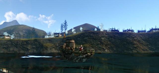 ArcheAge: В одной лодке