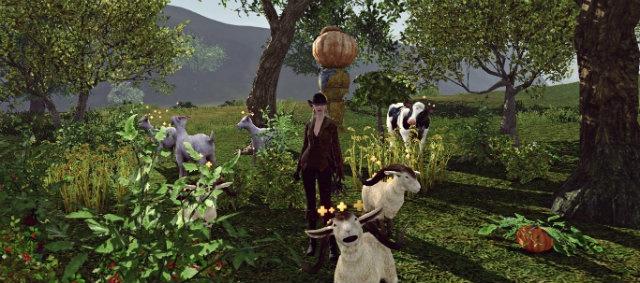 ArcheAge: Фермерское обозрение: мирная жизнь как призвание