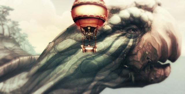 Блог им. Chiarra: Зеркало для героя: Авторское отступление: Когда игры были большими
