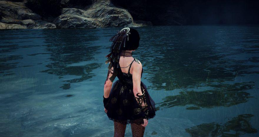Black Desert: С водой здесь не шутят