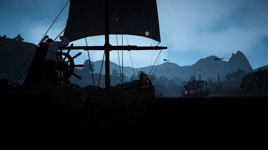Black Desert: Море и тишина