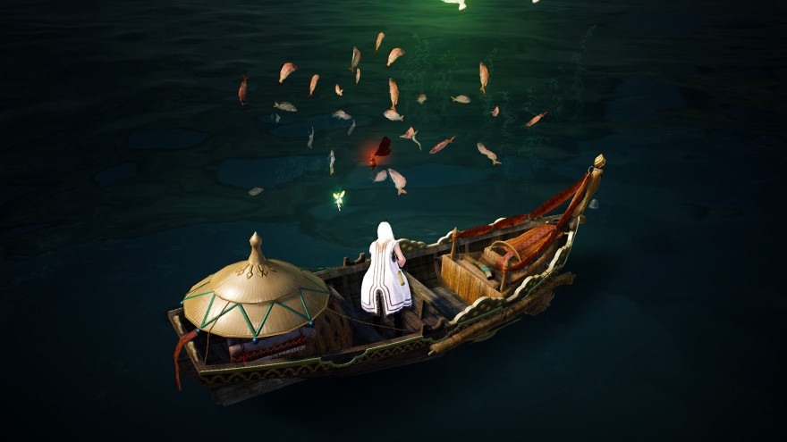 Black Desert: Обыкновенный квест: в поисках лодки из Валенсии