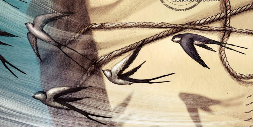 Зеркало для героя: Откровенно о птичках и рыбках: к чему в играх стремитесь вы?