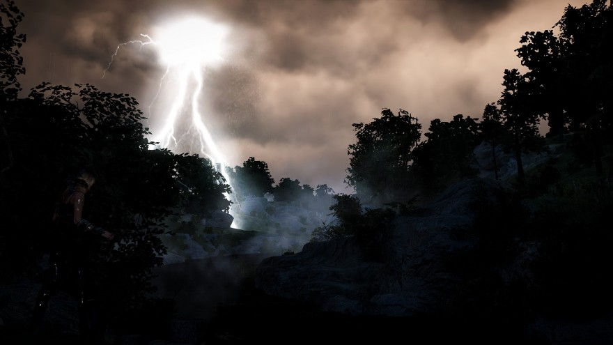 Black Desert: Танец света и тени. Торжество стихий
