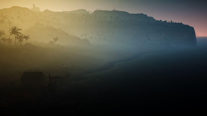Black Desert: Двери закрываются: путешествие на самый край света