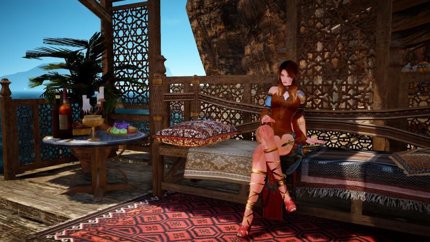 Black Desert: Простой рецепт: завтрак в деревне на краю света
