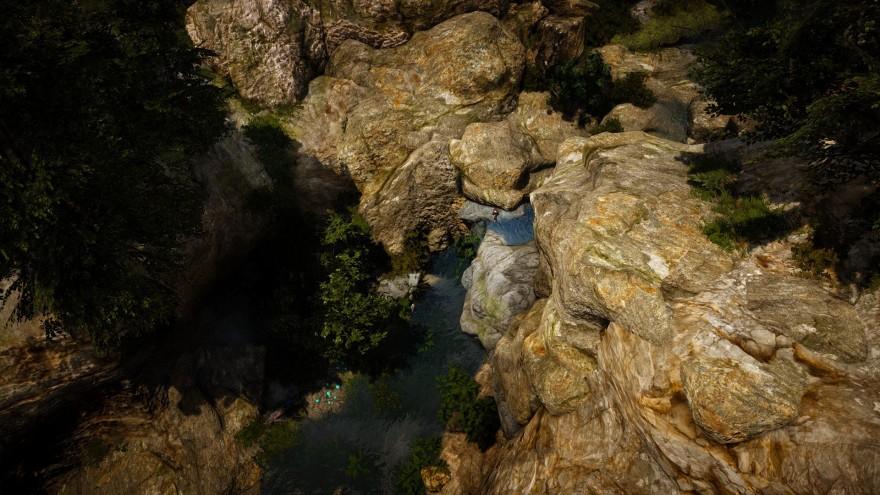 Black Desert: #OWP: Тайная тропа, сокрытый водопад
