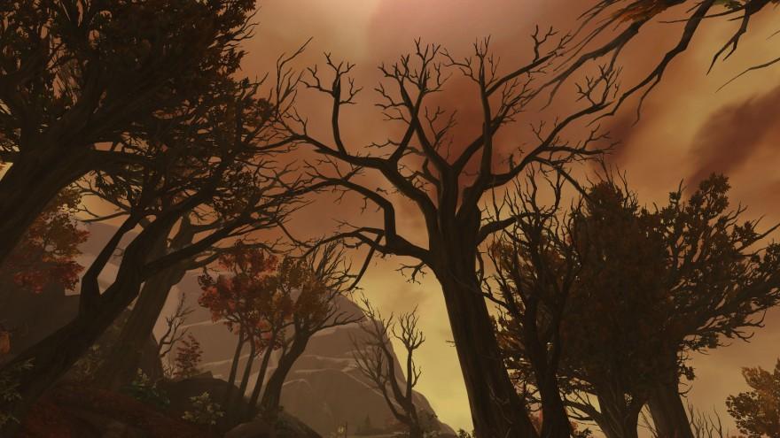 World of Warcraft: Под звездами Трансильвании