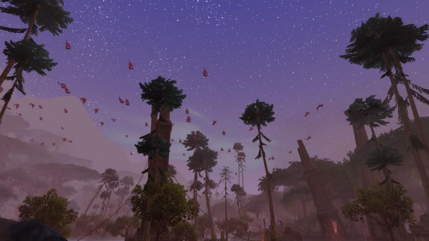 World of Warcraft: #OWP: Этюд в розовых тонах