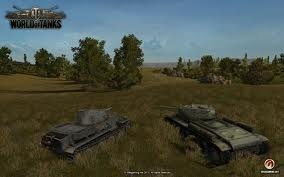 World of Tanks: World of tanks: броня к броне