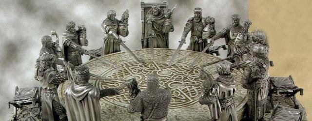 Блог им. kakandaville: А мы, как рыцари Артура!
