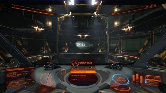 Elite: Dangerous: Бесконечность - не предел