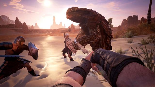 Блог им. mindell: Conan Exiles: Почему я жду эту игру?