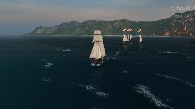 Naval Action: На два румба восточнее северо-востока.