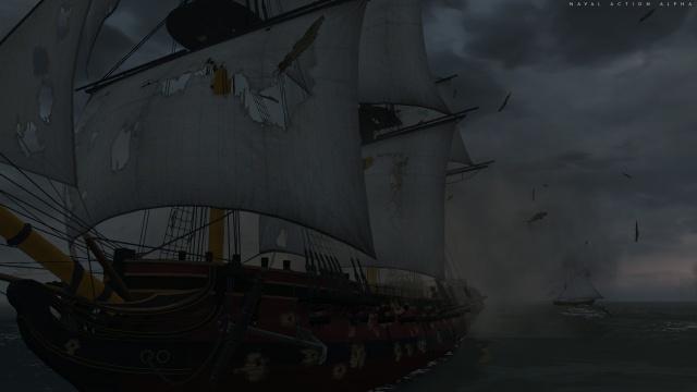 Naval Action: Ой вы, гости-господа, Долго ль ездили? куда? Ладно ль за морем иль худо? И какое в свете чудо?
