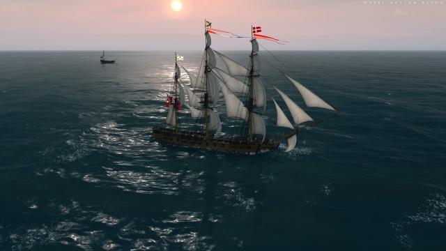 Naval Action: Коротко и по существу