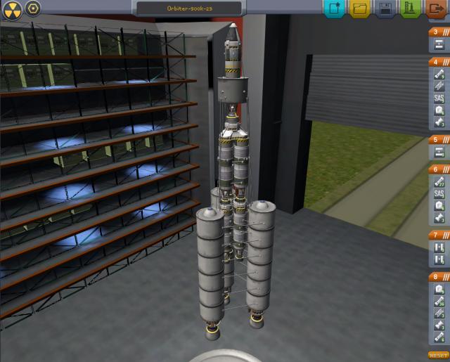 Kerbal Space Program: Первый успешный Орбитер