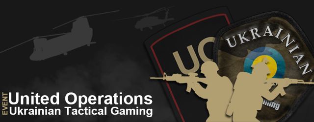 ARMA 2: Ukrainian Tactical Gaming vs United Operations [2013-05-18]