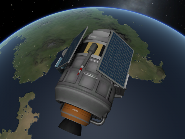 Kerbal Space Program: BPSP-1K