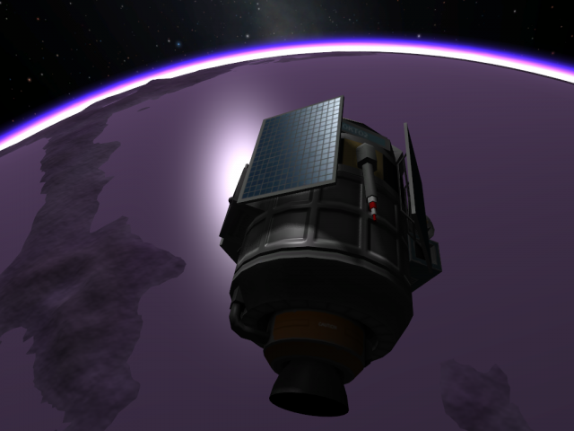 Kerbal Space Program: BPSP-3E