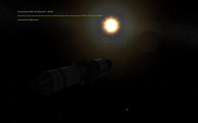 Kerbal Space Program: Сближение с луной