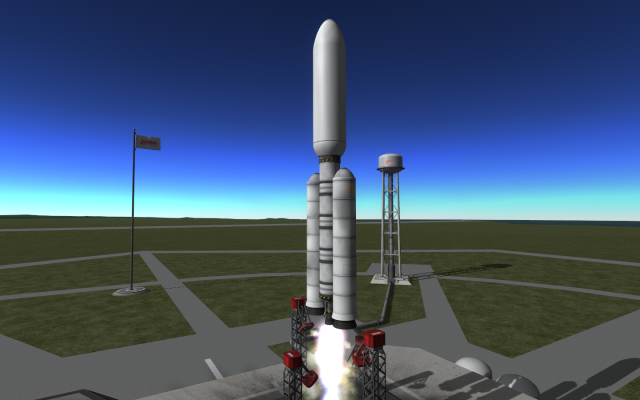 Kerbal Space Program: Запуск второго зонда