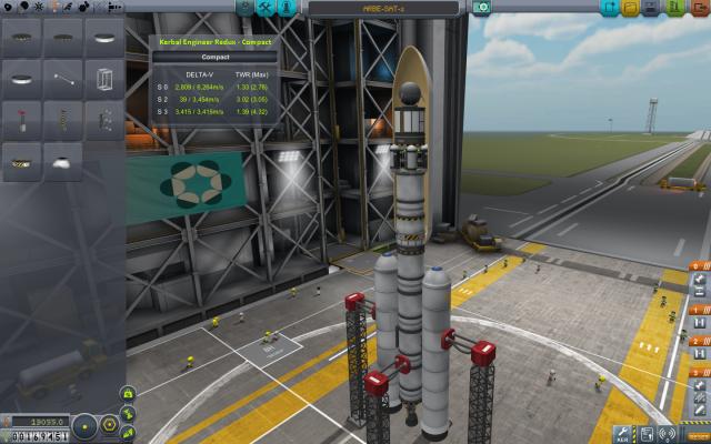 Kerbal Space Program: Второй экспериментальный зонд
