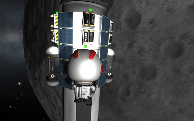 Kerbal Space Program: Сбор результатов экспериментов