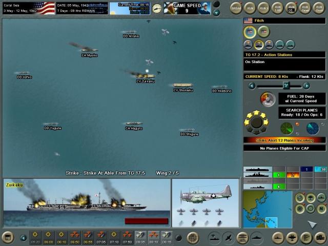 неММО: CAW - И еще воздушная атака