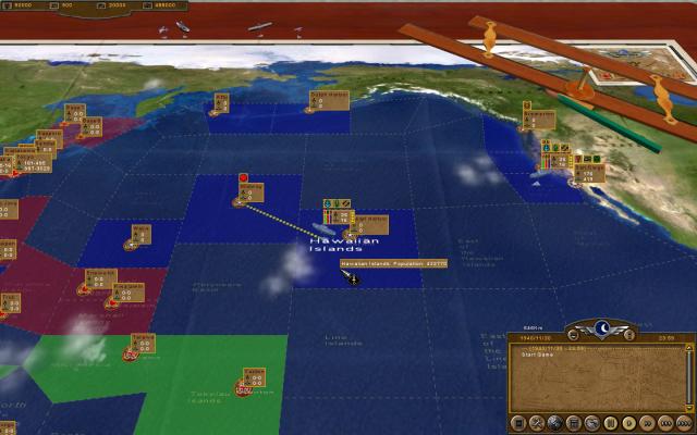 неММО: PSA - Global map