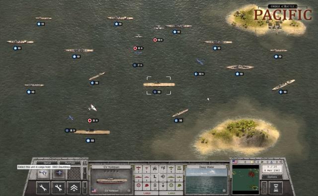 неММО: Авианосцы в играх: HOI, OOBP, PSA