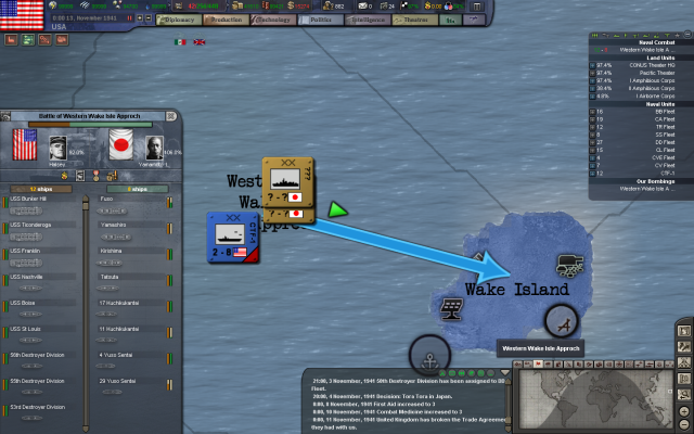 неММО: HOI3 - Naval combat