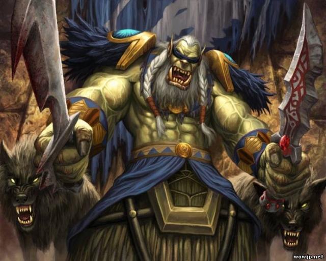 World of Warcraft: Блог им. Jmur: Легион зеленых орков