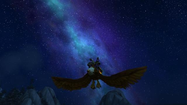 World of Warcraft: Небо полное звёзд