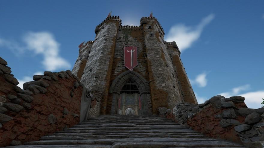 Mortal Online 2: Вход в подземелье