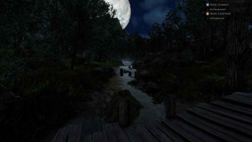 Mortal Online 2: Стресс и Любовь в Myrland ч. 1: Остров невезения