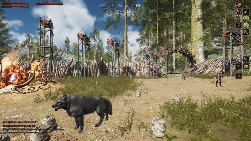 Mortal Online 2: Эти непонятные конструкции - могилы. Видимо, такая традиция у Khurite
