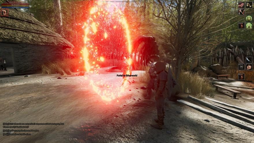 Mortal Online 2: Стресс и Любовь в Myrland ч. 2: Открытый Мир