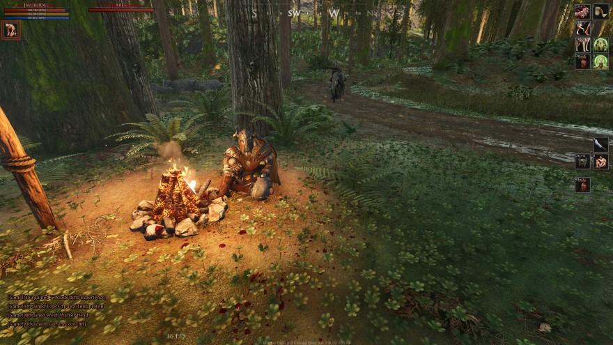Mortal Online 2: Стресс и Любовь в Myrland ч. 3: Приключения