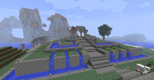 Minecraft: Хардкорный мир Viryz'a