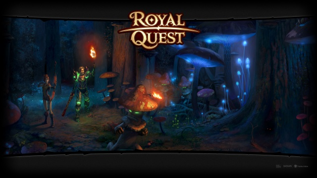 Блог им. Fulier: Royal Quest - Герои, ау!