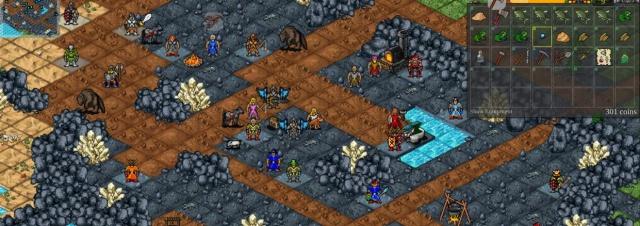 Блог им. Fulier: RPG MO — MMO в духе старой школы