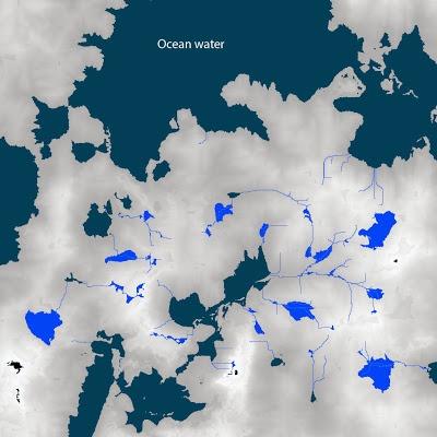 MMO-индустрия: Procedural World: Массы воды